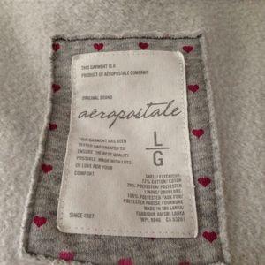 Aeropostale Tops - Aeropostale heart hoodie